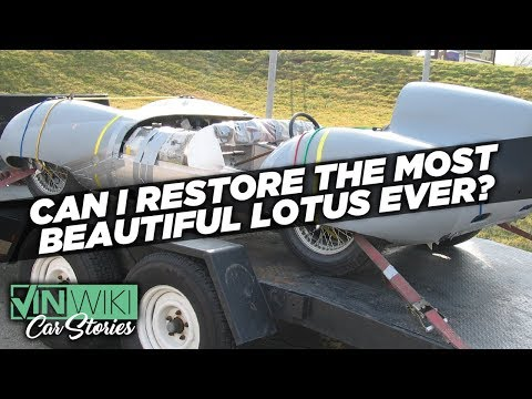 Chasing the IRS-Seized Lotus Le Mans Legend