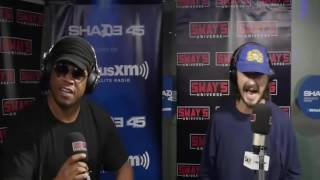 Shia LaBeouf Spits Fire Over Sway In The Morning's 5 Fingers Of Death! Garbage Little Sh t
