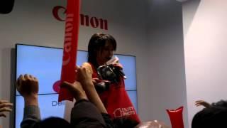 2012-12-08 台北世貿資訊展 Canon (3)