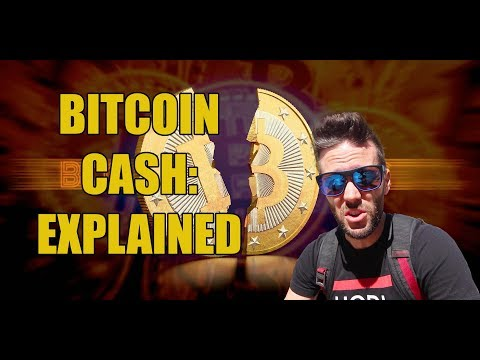 Bitcoin Cash Explained