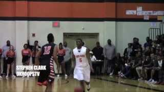 Stephen Clark Senior Season Highlights
