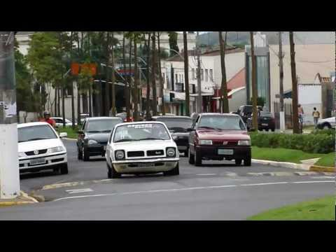 Chevette Turbo e Opala Turbo dando um rolê