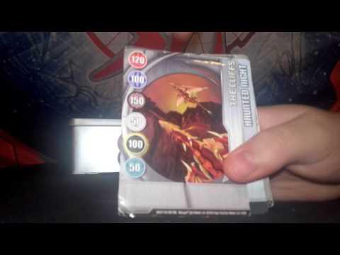 Bakugan kolekcja kart