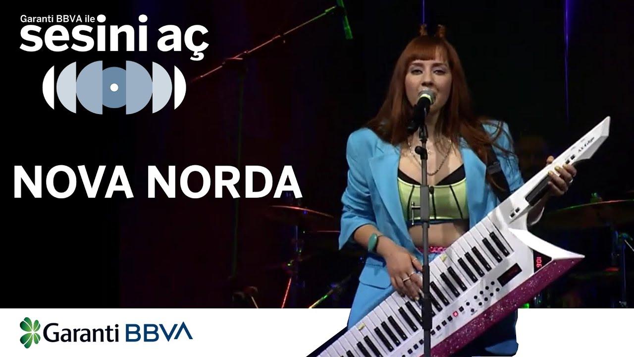 Garanti BBVA ile Sesini Aç: Nova Norda