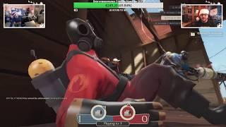 Маратон 2017 ~ Team Fortress 2 ~ част #1
