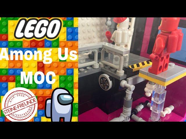 Lego Among Us MOC/ MOC Vorstellung