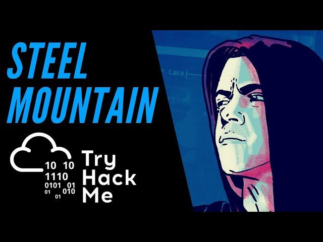 TryHackMe - Steel Mountain Walkthrough - Manual Windows Exploitation