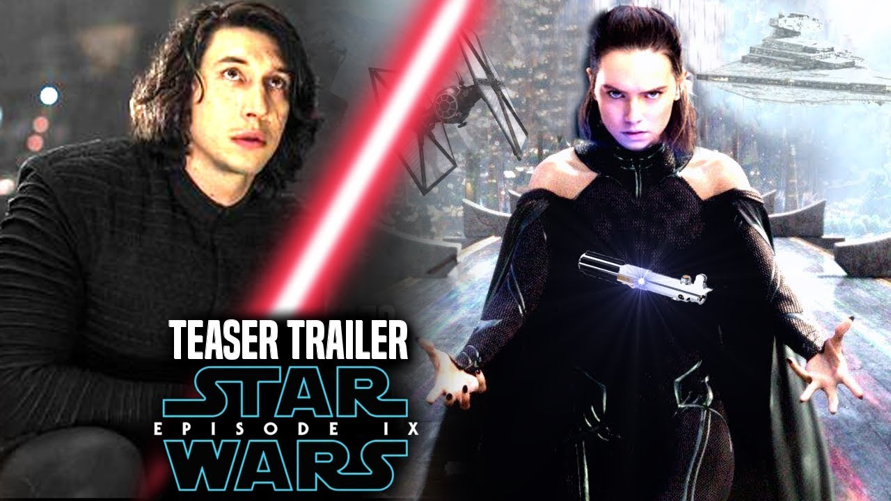 Trailer Star Wars 9