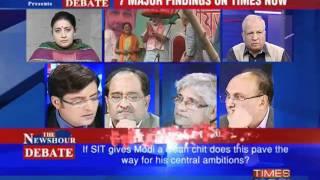 Debate: Clean chit to Narendra Modi?-1