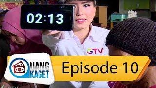 Ibu Eni Emosi Belanjain Uang Kaget! | UANG KAGET EPS. 10 (2/3) GTV 2017