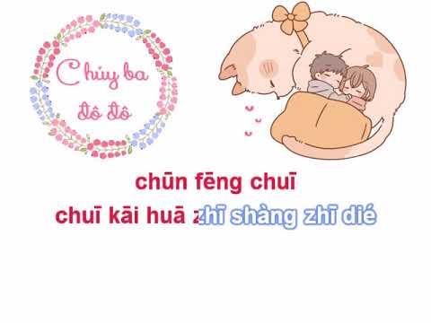 [KARAOKE] Chủy Ba Đô Đô [Zui Ba du du] - Lưu Tử Toàn   嘴巴嘟嘟 - 劉子璇