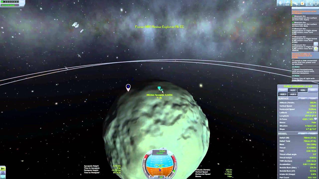 Let's Play Kerbal Space Program Beta [GER] 21 - Wie ein ...