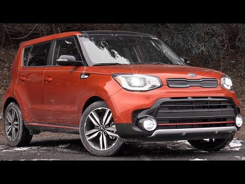 2018 Kia Soul: Review