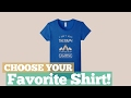 Top 12 Tees By Camping T-Shirt // Graphic T-Shirts Best Sellers