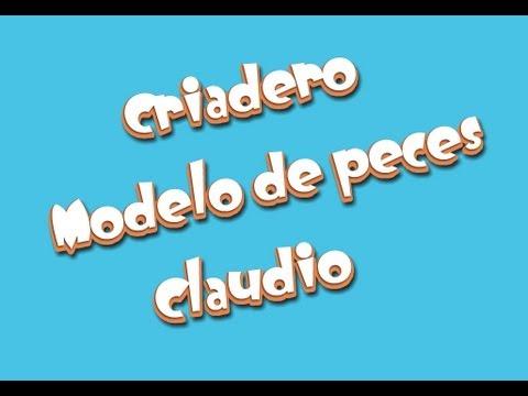 Criadero de peces gatto666 doovi for Criadero de peces ornamentales