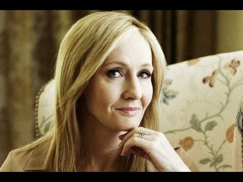 JK Rowling interview: 'I bought my wedding dress in disguise'