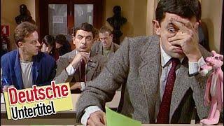 Mr. Bean und der wichtige Test