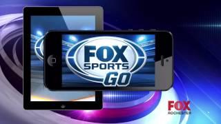 """FOX Sports Go app"" Promo"