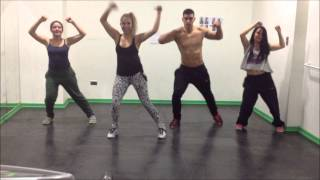 Travesura - Zumba Fitness - Romy Sibel CHILE choreography