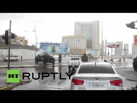 Libya: Army SWARMS Tripoli hotel after 8 killed in attack