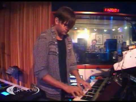 Trentemoller Shades Of Marble 10 28 2011 Live Kcrw