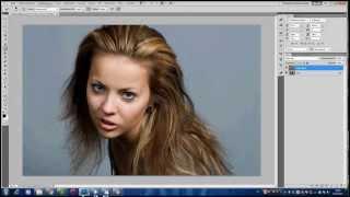 Видео Урок по photoshop Как сделать Рисунок карандашом в фш?