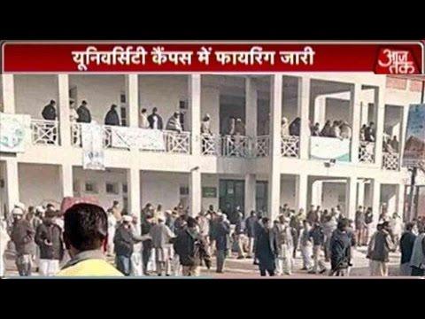 Terror Attack At Bacha Khan University In Pakistan