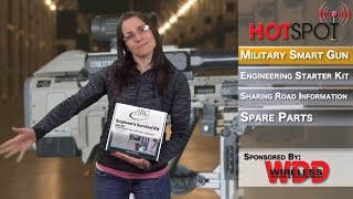 HotSpot Episode 102: Military Smart Gun is More Accurate