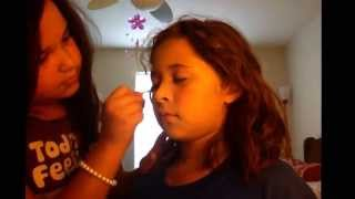 5th grade makeup tutorial