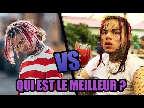 LIL PUMP VS 6IX9INE ! QUI EST LE MEILLEUR RAPPEUR ? FR