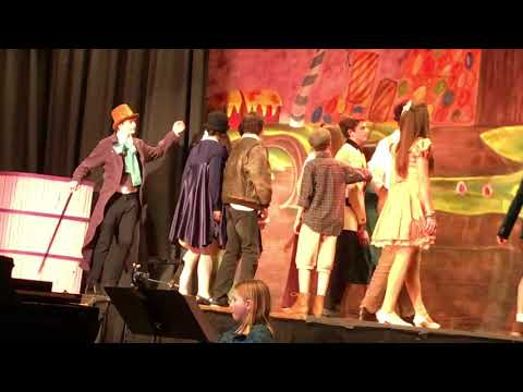 Chatham Middle School presents 'Willy Wonka Junior'