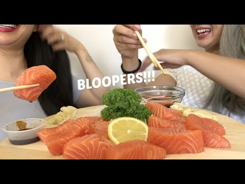 BLOOPERS!!! | N.E Lets Eat