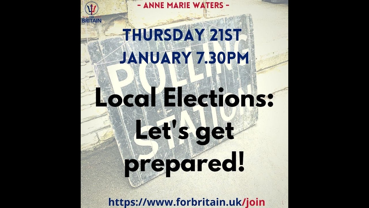 Local Elections: Let's Get Ready!