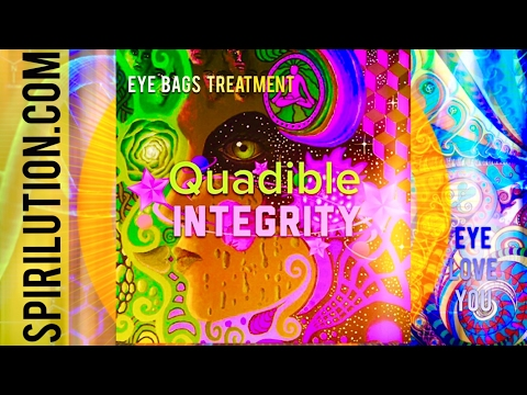 ★ Eye Bags Treatment / Blepharoplasty / Puffy Eyes / Dark Circles ★  (Subliminals Frequencies)