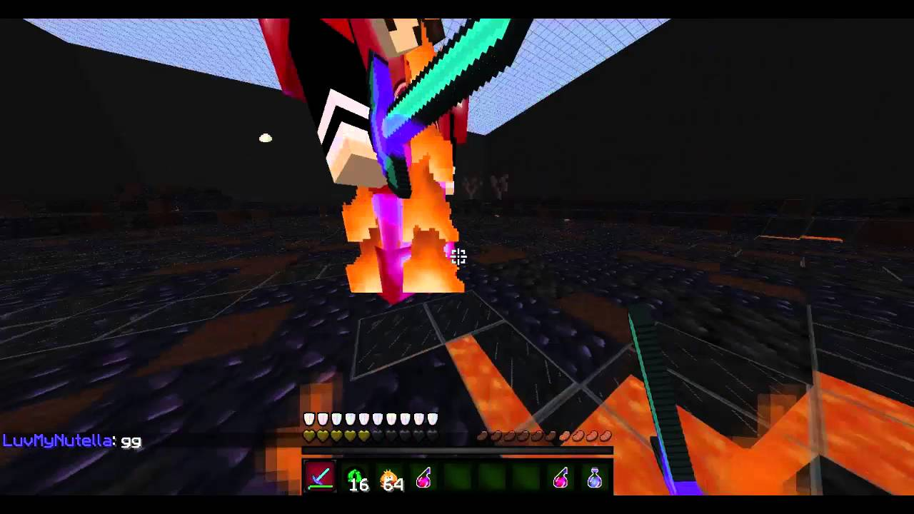 Minecraft |Arena PvP | Kohi PvP | EP001