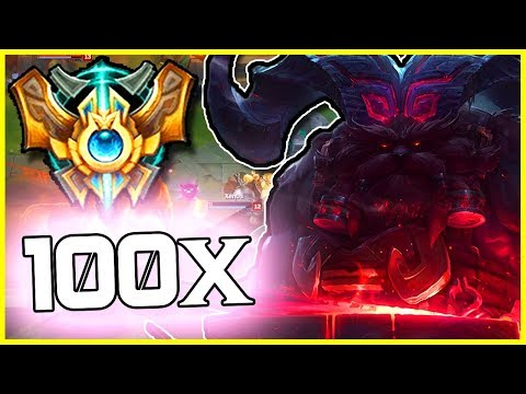 ORNN TOP IS 100x BETTER THAN JUNGLE (HOW TO ORNN TOP) | League of Legends