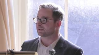 Simon O'Connor | 'The Spaces of Public Exhibition': UCD/National Library Colloquium