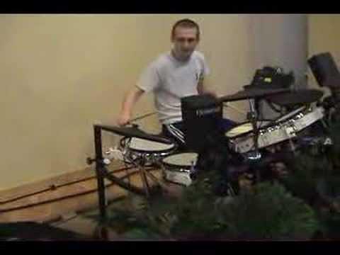 Jordan's Electronic Drums
