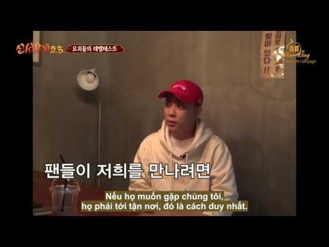 [VIETSUB] Eun Jiwon - English Level Test - New Journey To The West 2.5 Cut