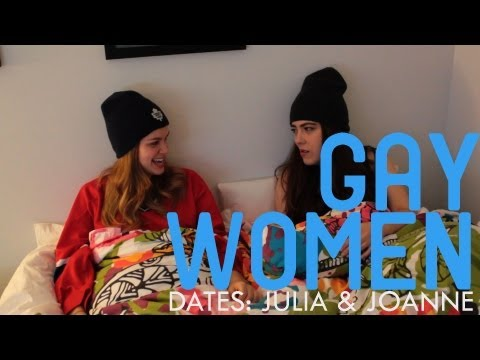 Gay Women Dates - Julia and Joanne