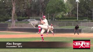 Elite Baseball Training Class of 2016 Signing Day Video