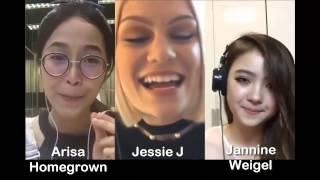 Flashlight - Jessie J & Arisa & Jannine Weigel (Smule Sing! Karaoke App) thumbnail