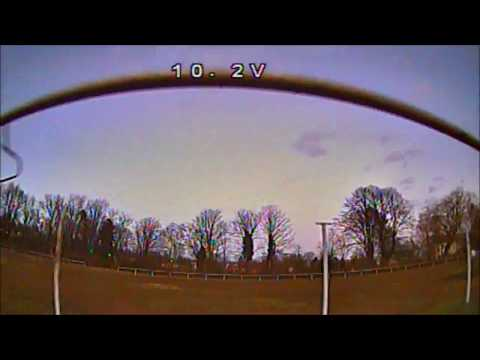 First day of flying a real quadrocopter