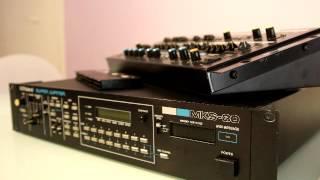 Roland MKS-80 Super Jupiter Synthesizer - Nu-Disco Demo, by al l bo
