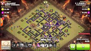 # Overlord # Clash of Clans GDC N°42 DIWIN