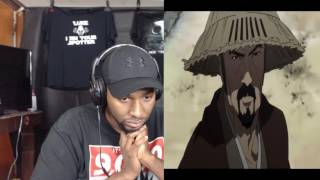 Top 10 Sword Fights in Anime Reaction