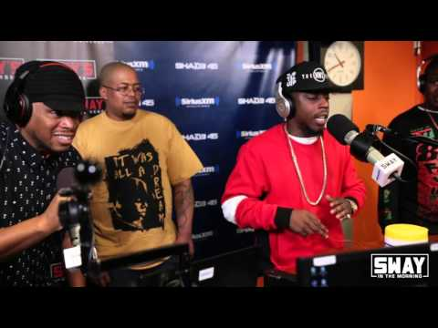 Friday Fire Cypher: Kay Shine and DNA Show & Prove Again After Killing BET Hip Hop Cypher