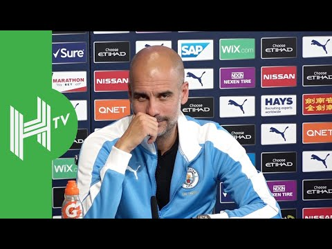 Pep Guardiola: Sterling NOT on the same level as Messi or Ronaldo!