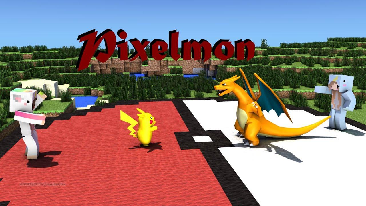 Pixelmon Season 1 Episode 5- Ranch Block?!??!