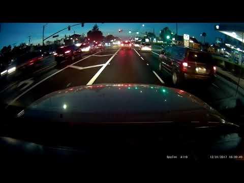 Hit and Run Chapman Ave, Orange, CA; Plate: 6USS981; Start @ 2:00